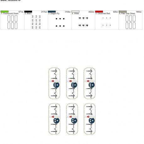 Bowling-EKG-Fob 5×7 grouped