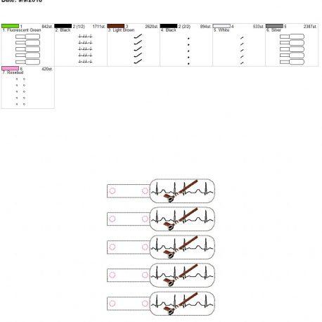 Hockey-EKG-Tab-Fob 5×7 grouped