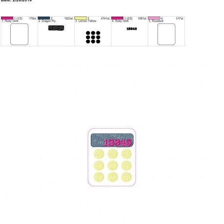 Play Money calculator 4×4