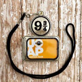 ITH 9 3/4 horizontal ID holder/luggage tag – 5 x 7 – DIGITAL Embroidery design