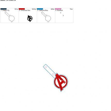A logo snap tab 4×4