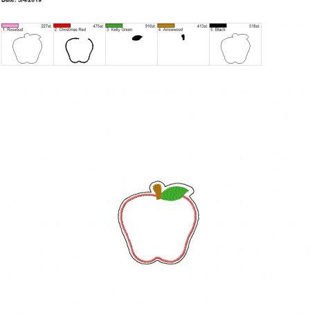 Apple Coaster 4×4