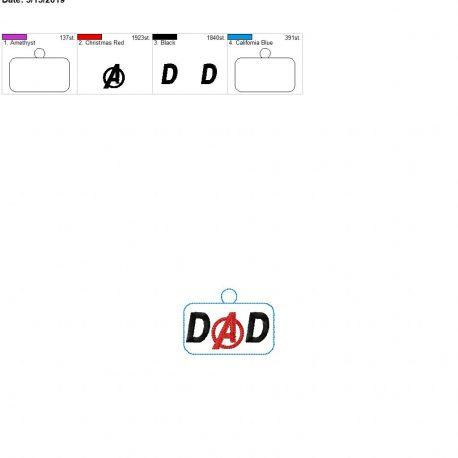 Dad hero eyelet 4×4