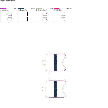 Blue-Line-Sanitizer-Holder-Eyelet 5×7 grouped