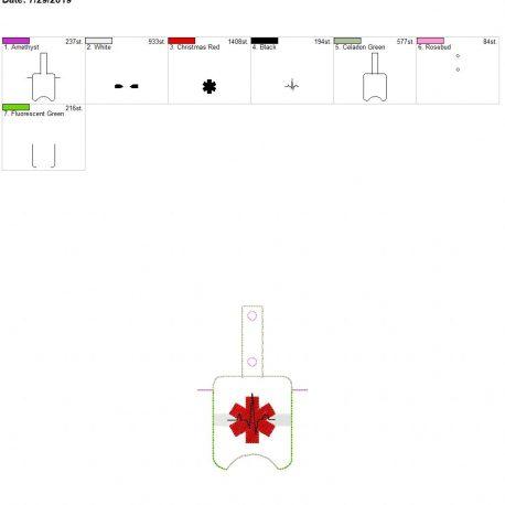 EMS-Sanitizer-Holder-Snap-Tab-5-x-7