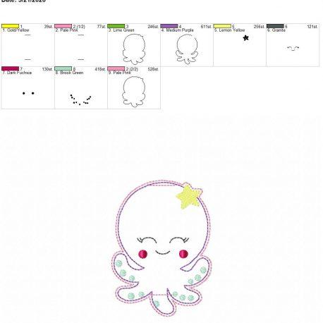 Octopus book band 4×4