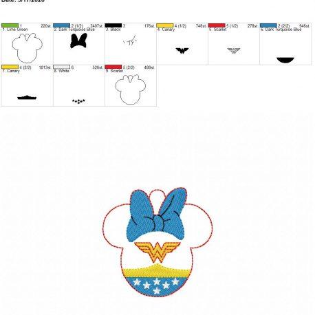 Wonder mouse eyelet 4×4