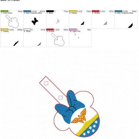 Wonder mouse snaptab 4×4