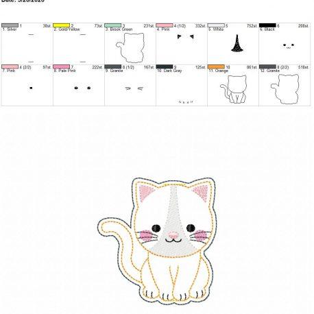 cat book band 4×4