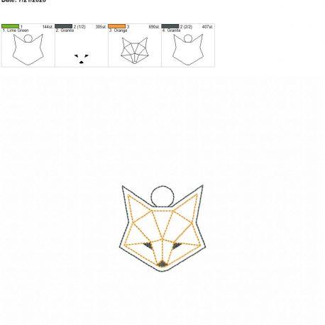 Geo fox eyelet 4×4