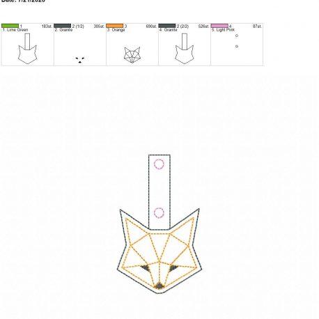 Geo fox snaptab 4×4