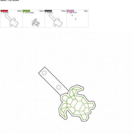 Geo turtle snaptab 4×4