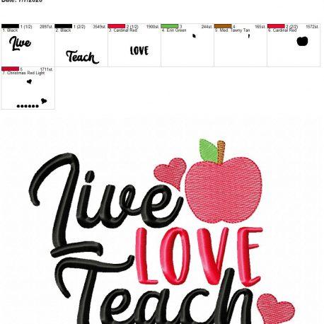 Live Love Teach 6×10