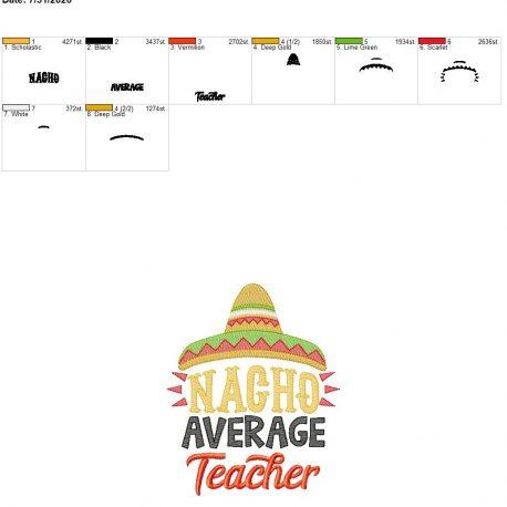 Nacho Average Teacher 6×10