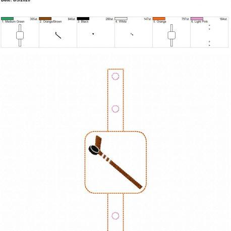 Mask Extender Hockey 5×7