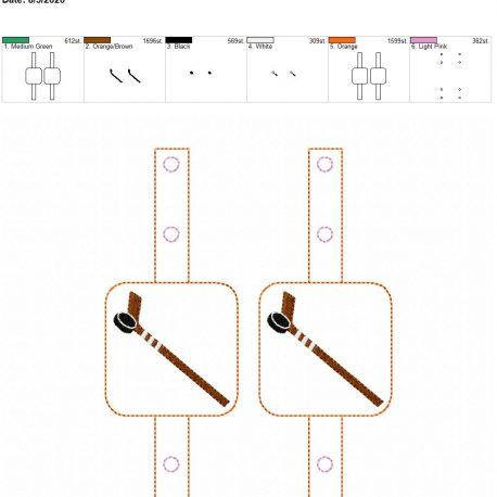 Mask Extender Hockey 5×7 grouped