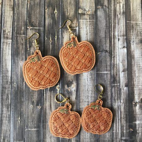Plaid-Pumpkin-Earrings-LL-1