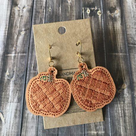 Plaid-Pumpkin-Earrings-LL-6